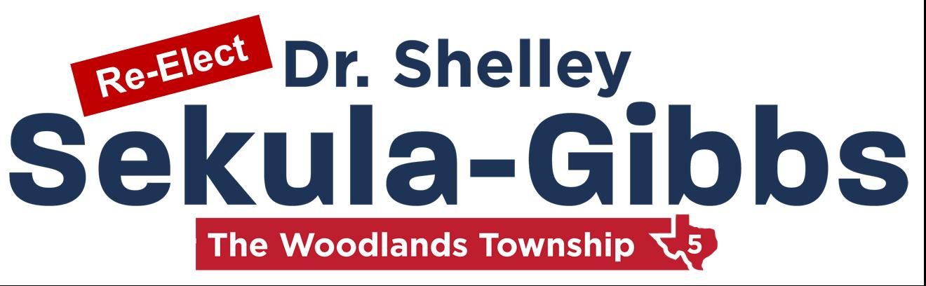 Horizontal Logo Re-Elect Dr. SSG Township 2021